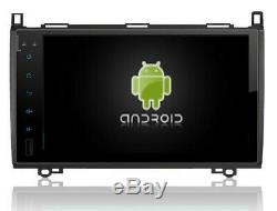 Autoradio DVD Gps Navi Android 9.0 4gb Dab+ Wifi Mercedes B-classe W245 Rv5340