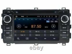 Autoradio DVD Gps Navi Android 9.0 8core Bt Dab Wifi Toyota Auris 2013-17 Rv5534
