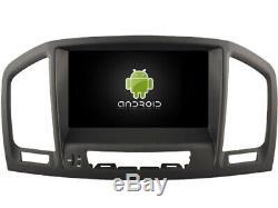 Autoradio DVD Gps Navi Android 9.0 Dab+ Bluetooth Wifi Opel Insignia Rv5753