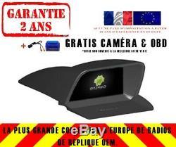 Autoradio DVD Gps Navi Android 9.0 Dab+ Ford Tourneo Transit Rv5572