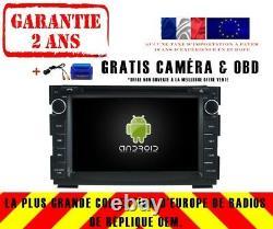 Autoradio DVD Gps Navi Android 9.0 Dab+ Kia Ceed (10-12), Venga Rv5744
