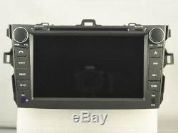 Autoradio DVD Gps Navi Android 9.0 Dab+ Toyota Corolla (07-12) Rv5749