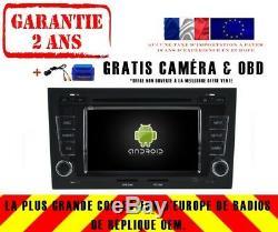 Autoradio DVD Gps Navi Android 9.0 Dab+ Wifi Audi A4 S4 Rs4 (02-08) Rv5764