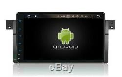 Autoradio DVD Gps Navi Android 9.0 Dab+ Wifi Bmw E46 (98-05), M3 (98-05) Rv5319