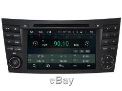 Autoradio DVD Gps Navi Android 9.0 Dab+ Wifi Mercedes Benz G-classe W463 Rd5799