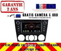 Autoradio DVD Gps Navi Android 9.1 Dab+ Bmw 3 Séries E90 E91 E92 E93 K5733