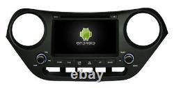 Autoradio DVD Gps Navi Android 9.1 Dab+ Carplay Wifi Hyundai I10 2016+ K6277