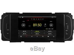 Autoradio DVD Gps Navi Android 9.1 Dab Chrysler Grand Cherokee Intrepid K6838