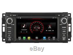 Autoradio DVD Gps Navi Android 9.1 Dab+ Jeep Cherokee Commander Compass K6839