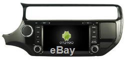 Autoradio DVD Gps Navi Android 9.1 Dab+ Usb Bt Wifi Kia Rio 2015 K6592