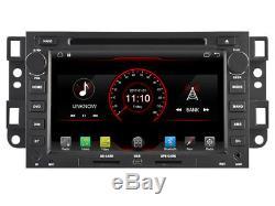 Autoradio DVD Gps Navi Android 9.1 Dab+ Usb Chevrolet Spark Optra Aveo K6421