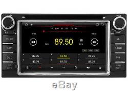 Autoradio DVD Gps Navi Android 9.1 Dab+ Usb Toyota Fortuner, Prado K6158