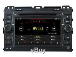 Autoradio DVD Gps Navi Android 9.1 Dab+ Usb Toyota Prado (02-09) K6129