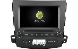 Autoradio DVD Gps Navi Android 9.1 Dab+ Usb Wifi Citroen C-crosser K6848