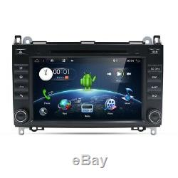 Autoradio Pour Mercedes Benz B200 Android 9 GPS Navi DVD 2din Autoradio Wifi BT