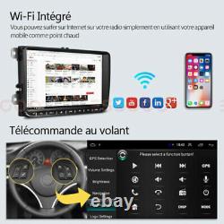 Autoradio Stéréo 9 Android 2+32G WiFi GPS Navi Caméra Für VW GOLF 5 PASSAT Polo