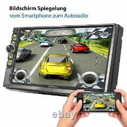 Autoradio avec Android 10 2 Go 32 Go Navi GPS Bluetooth Wifi 3g 4g Dab Obd2 2DIN