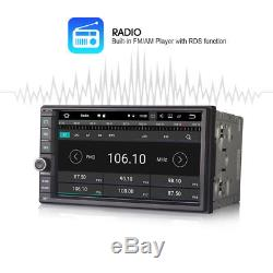 Autoradio gps 2 din vidéo usb mp3 player bluetooth dab+ android 7.1 Stéréo navi