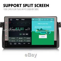 BMW E46 Autoradio Android 8.0 3 Series M3 MG ZT Rover 75 Navi TNT OBD DAB+97496