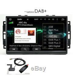 Chrysler 300C Aspen Dodge 9 Android 9.0 Écran Tactile GPS Navi Autoradio USB