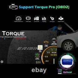DAB+Android 10.0 Autoradio GPS CarPlay DVD Mercedes C/G/CLK Class W203 W209 Navi