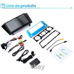 DAB+ Android 10.0 Autoradio Pour BMW 3 Series E90 E91 E92 GPS NAVI WIFI DSP USB