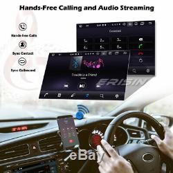 DAB+Android 10.0 Double Din Autoradio GPS WiFi OBD Bluetooth RDS Navi DVR SD SWC