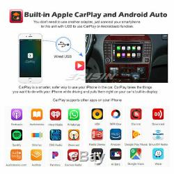 DAB+Android 10.0 Mercedes S/CL-Class W220 W215 Autoradio TNT Navi OBD GPS 8-Kern