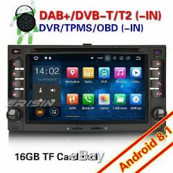 DAB+ Android 8.1 Autoradio KIA Optima Sportage Carnival Ceed Carens Sorento Navi