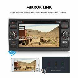 DAB+Android 9.0 Autoradio GPS Navi TNT FM Ford Focus Transit S/C-Max Kuga Galaxy
