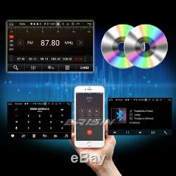 DAB+Android 9.0 Autoradio Navi GPS RDS 4G OBD for AUDI A4 SEAT EXEO S4 RS4 RNS-E