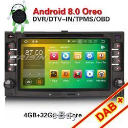 DAB+Autoradio Android 8.0 GPS NAVI DVD for KIA Rio Sorento CEED OPTIMA SPORTAGE