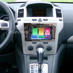 DAB+Autoradio Android 8.0 for Opel Corsa Vectra C/D Zafira Astra Vivaro GPS NAVI