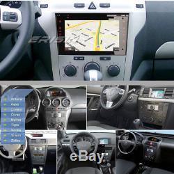 DAB+Autoradio Opel Astra Corsa Vectra Zafira Antara Vivaro Android 8.0 GPS NAVI