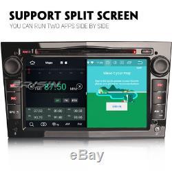 DAB+Autoradio for Opel Corsa Vectra Zafira Astra Vivaro Android 8.0 GPS NAVI DVD
