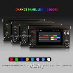 DSP Android 9.0 Autoradio DAB+GPS TNT DVD Navi RDS FM CarPlay 4G Porsche Cayenne