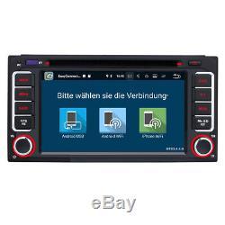Daihatsu Toyota RAV4 Corolle 2 Din Android 8 Autoradio GPS Navi USB Bluetooth Sd