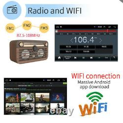 Double 2 Din Wifi 10.1 Android 9.1 Autoradio Stéréo Lecteur MP5 GPS Navi MP5
