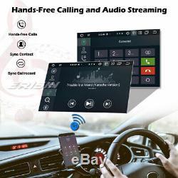 Double Din DAB+ Android 10.0 Autoradio GPS DSP WiFi TNT OBD2 Bluetooth Navi 64GB