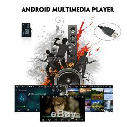 Erisin Android 9.0 Universal 2Din Autoradio DAB+ Navi WiFi OBD TNT CD+DVD+SD+USB