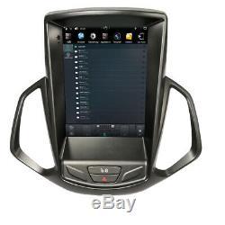 Ford Ecosport 10.4`` Affichage Android 8.1 Autoradio GPS 3D Navi Tactile DVD B