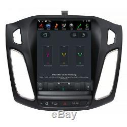 Ford Focus Android 9 Autoradio 3D GPS Navi Écran Tactile Bluetooth SD Wifi