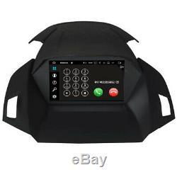 Ford Kuga Android 8 Autoradio GPS 3D Navi Tactile DVD Bluetooth Wifi USB SD