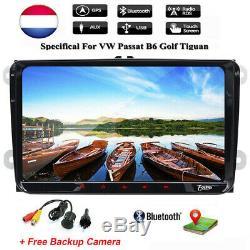 GPS Autoradio 9 Android 10.0 USB NAVI For VW Golf 5 6 Passat Jetta Skoda Touran