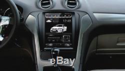 GPS Ford Mondéo Android autoradio navi écran Tactile 10.4 tesla 3d WIFI 32G