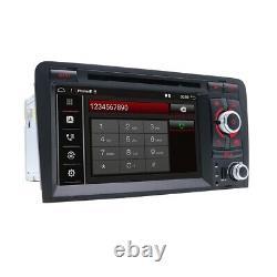 GPS Navi 7'' Autoradio Pour Audi A3 S3 RS3 8P 8V DVD CD USB WIFI 4G Android 10.0