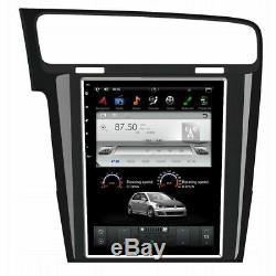 GPS VW GOLF 7 VII MK7 Android autoradio écran Tactile 10.4 tesla Navi WiFI