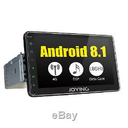 JOYING Android8.1 Multimédia 1 DIN GPS Autoradio Navi 4+32 Go stéréo HD 1024600
