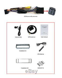 JOYING Android8.1 Simple1 Din 8 Core GPS Autoradio Navi stéréo WiFi 4 GO DSP BT