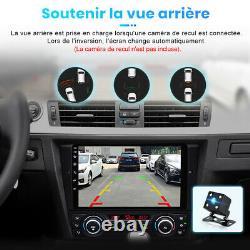 Junsun Android 10.0 9Autoradio WiFi GPS Navi BT SWC pour BMW 3 series E90 2005